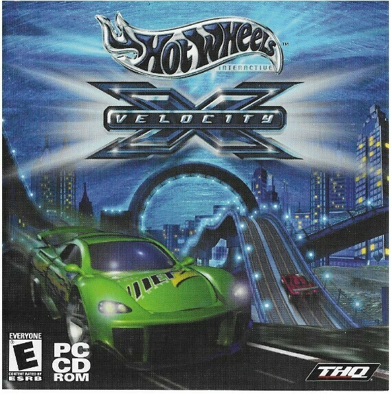 Hot Wheels Velocity X PC Game Free Download Full Version Highly Compressed