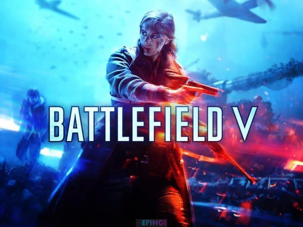 Battlefield V PC Game Free Download Full Version (Single Download Link)