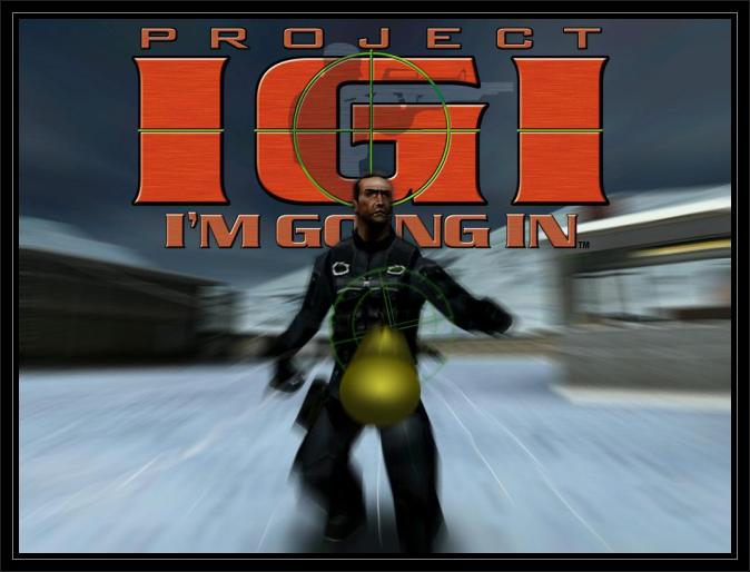 Project IGI 1 PC Game Free Download Full Version Highly Compressed