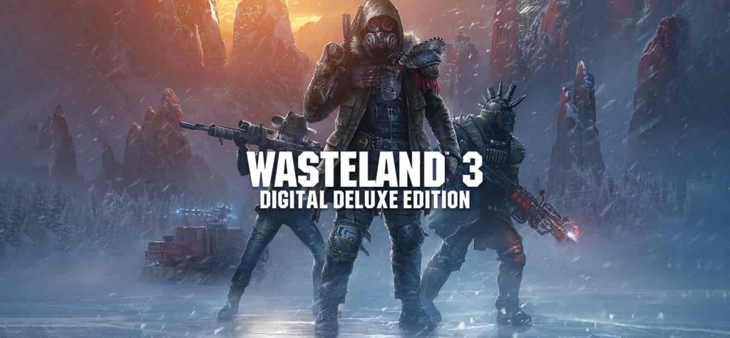 Wasteland 3 Deluxe Edition PC Game Free Download Full Version