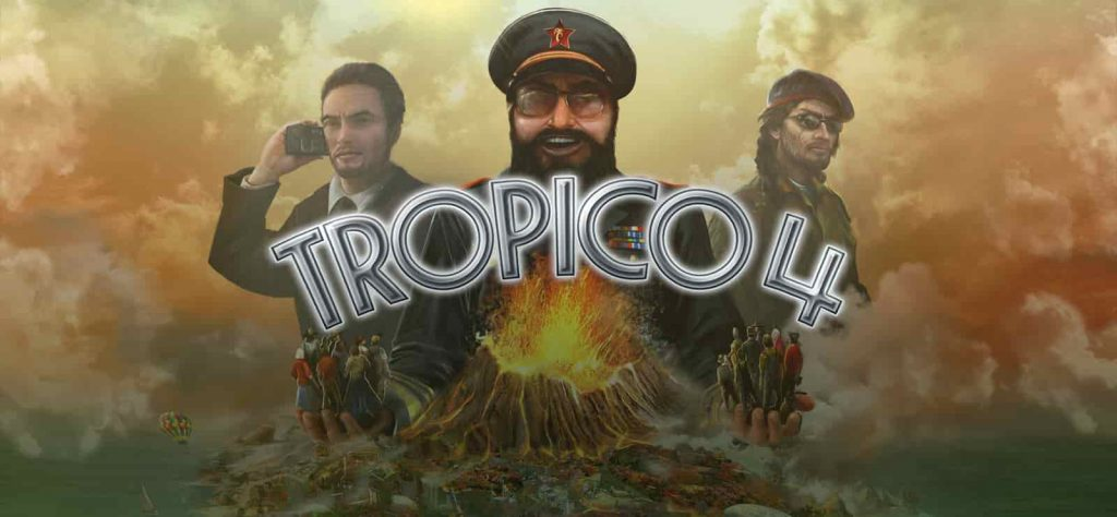 Tropico 4 Complete DLC Pack PC Game Full Version Free Download